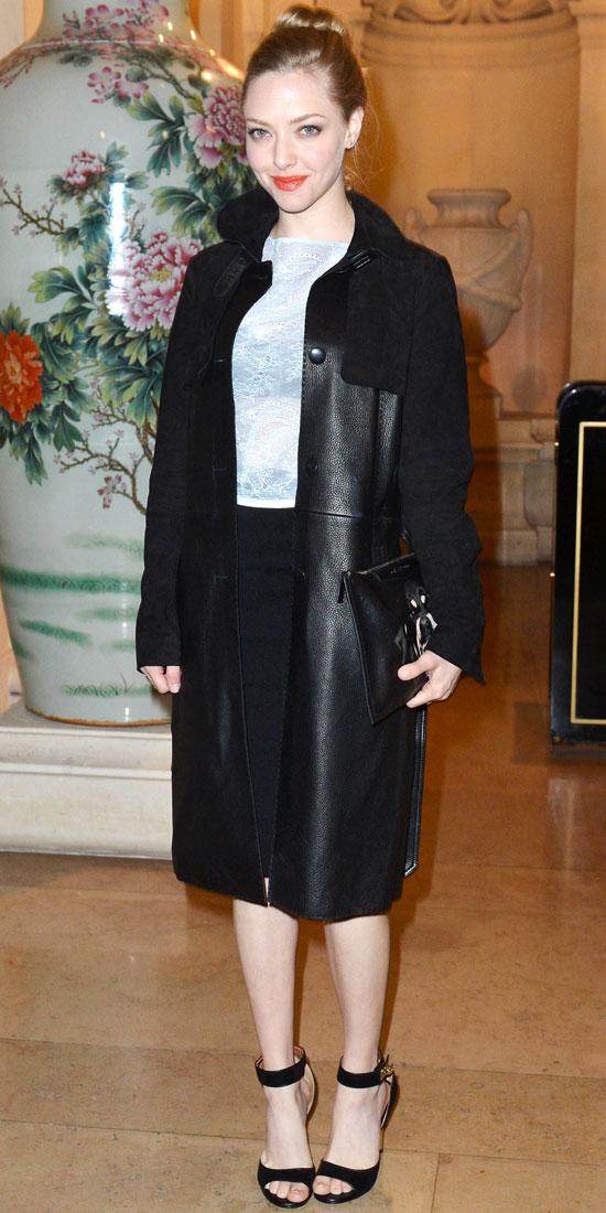 Amanda Seyfried 10 Celebrities In Crop Tops Who Wore