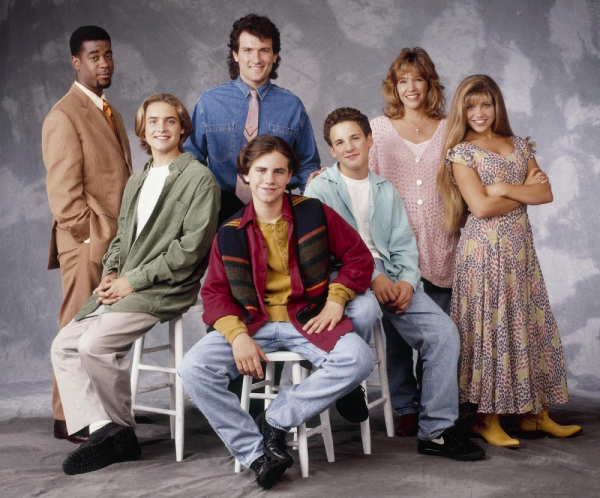 'Girl Meets World' Pilot Brings on The 'Boy Meets World ...  Cory From Boy Meets World 2014