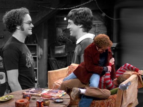 Eric and hyde from that 70s show 7 tv bromances that show the