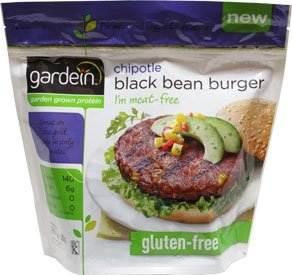 Gardein Chipotle Black Bean Burger - 7 Best Brands of Veggie…