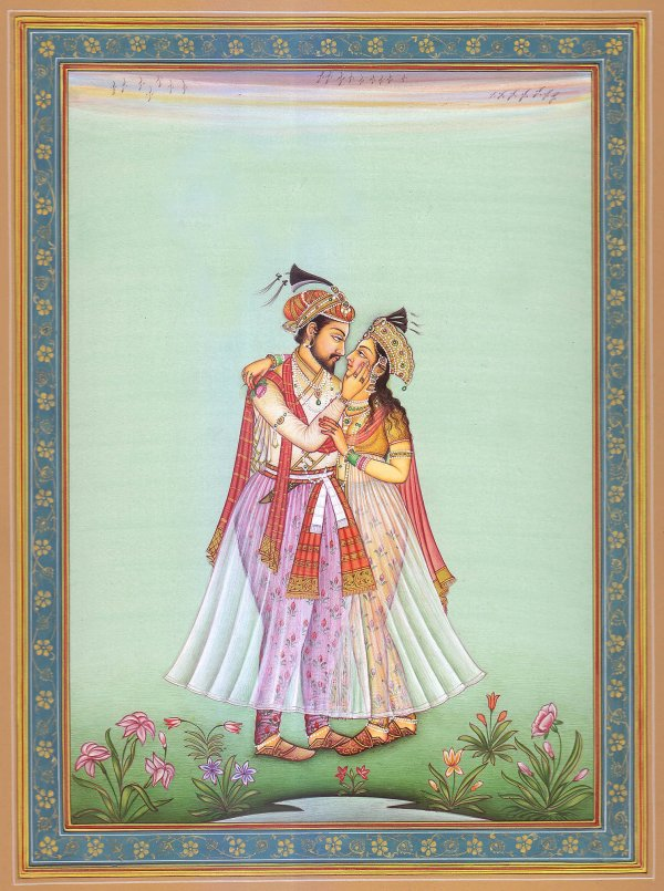 Shah Jahan and Mumtaz Mahal - 9 Amazing Love Stories ...