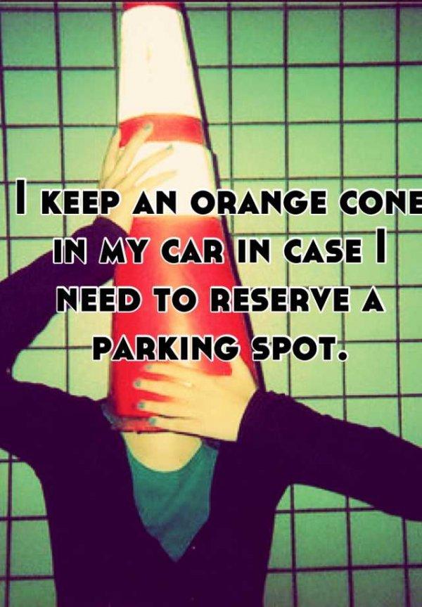 Parking Life Hack