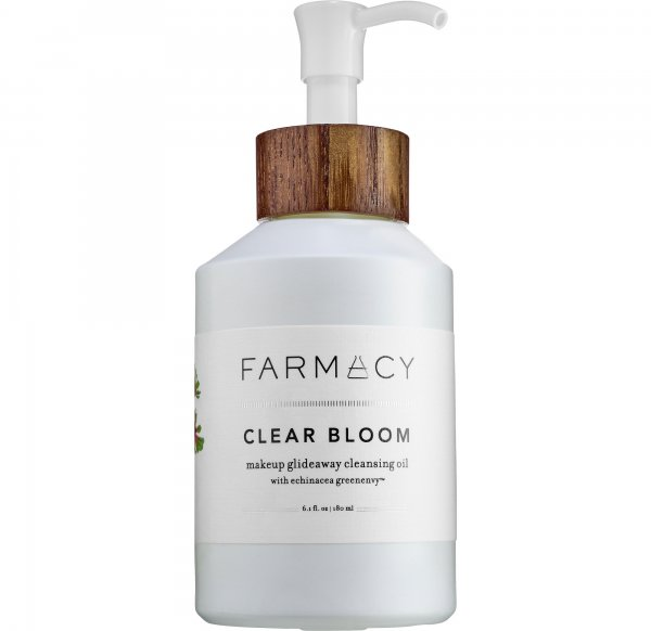 Farmacy Clear Bloom Makeup Glideaway Cleansing Oil