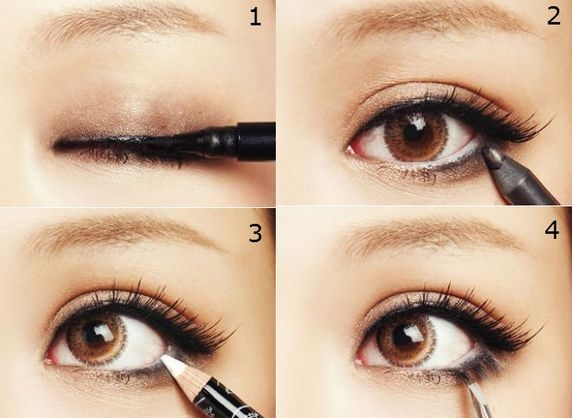 How to Apply Pencil Eyeliner without Smudging
