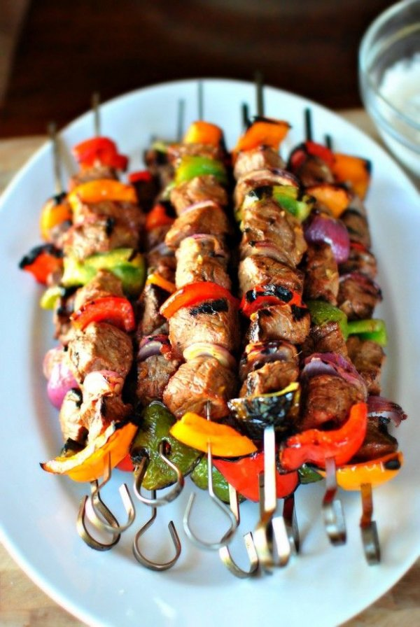 Grilled Marinated Steak Kebabs - Rock Your Next BBQ with These 39 ...