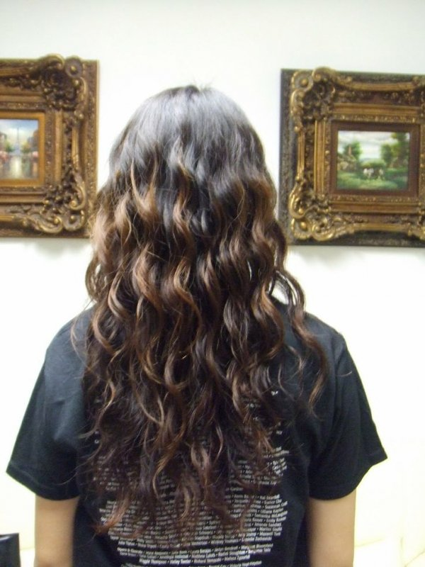 Permanent Waves Hair Trend 32 Beach Waves Inspos You