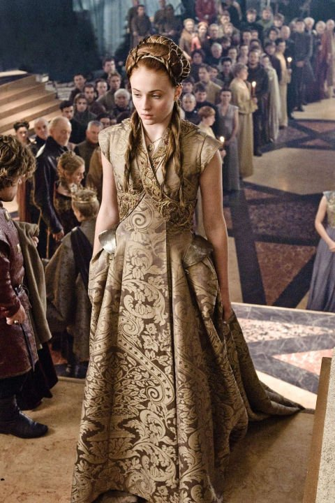 Sansa Stark Season 3 Welcome To Westeros Amazing Outfits From