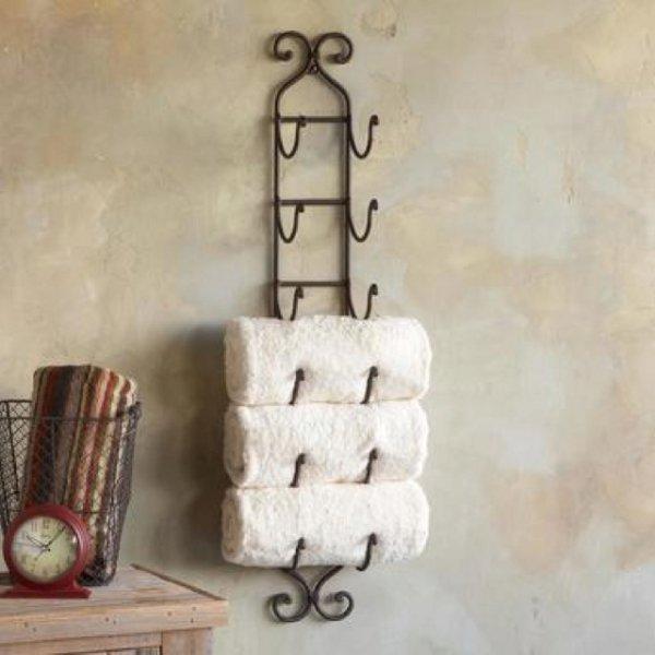 Repurpose a Wine Rack