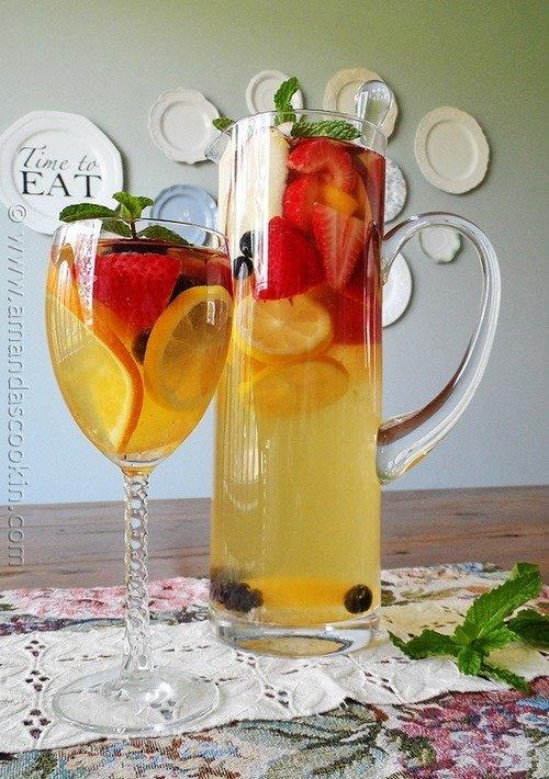 Strawberries and Lemons
