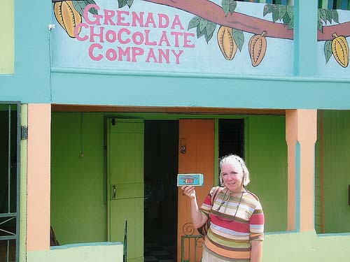 {{The Grenada Chocolate Company on Grenada http://www.grenadachocolate.com/}}