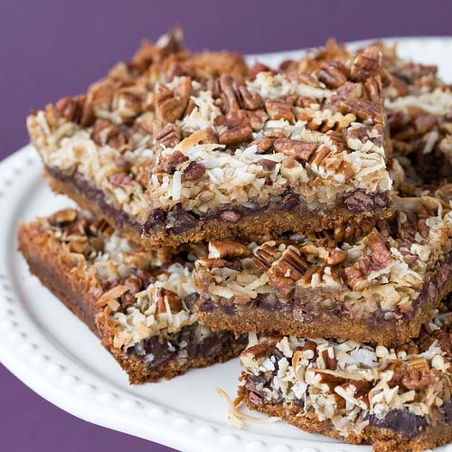 {{Magical Coconut Bars http://www.theppk.com/2009/04/san-francisco-and-magical-coconut-bars/}}