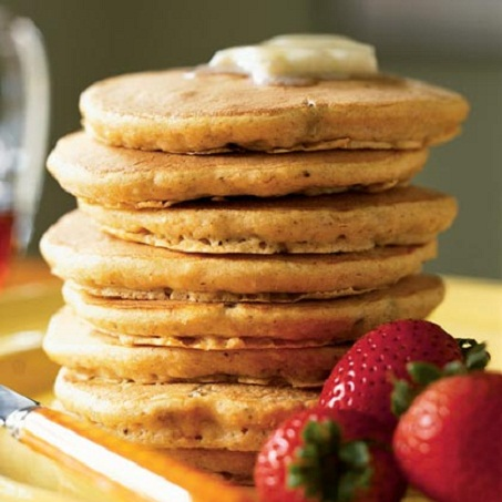 Sweet Potato Pancakes...