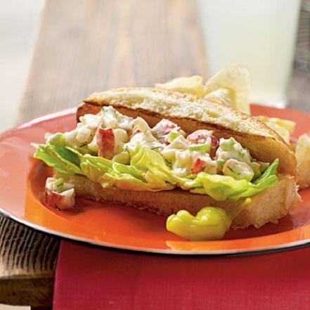 Lobster Roll Summer Recipe...