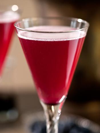 Pom-Berry Bellini