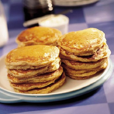 Banana Pancake Recipe...