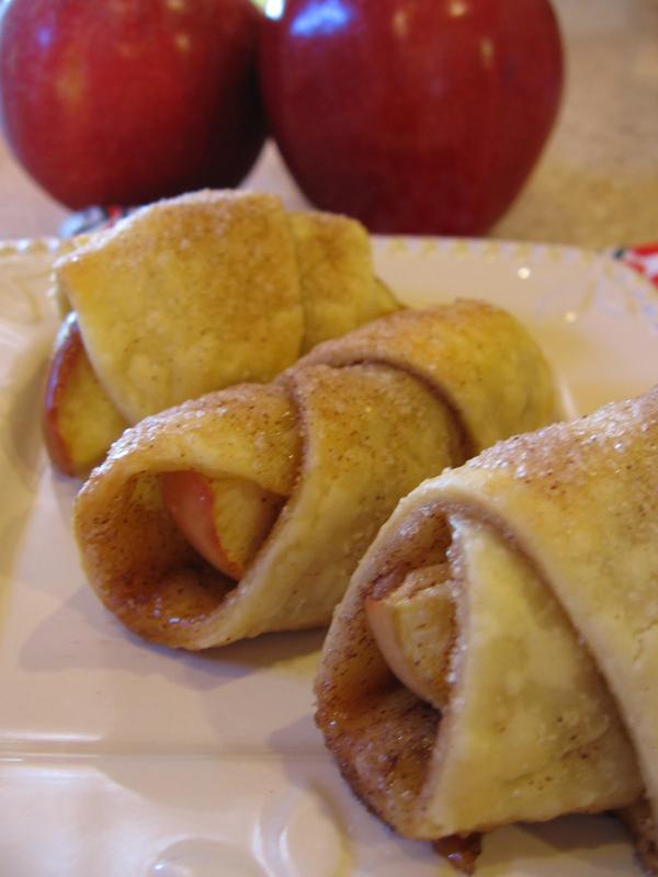 Bite Sized Apple Pies
