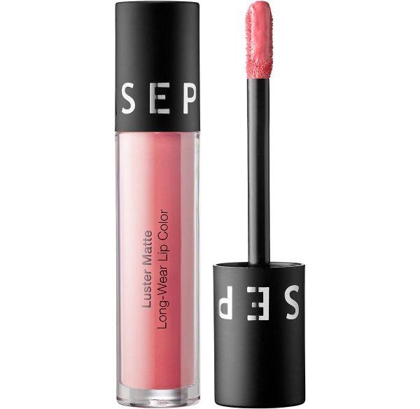 Sephora Luster Matte Long Wear Lip Color