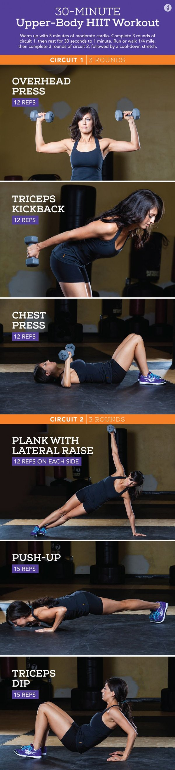 sports,physical fitness,screenshot,30-MINUTE,Upper-Body,