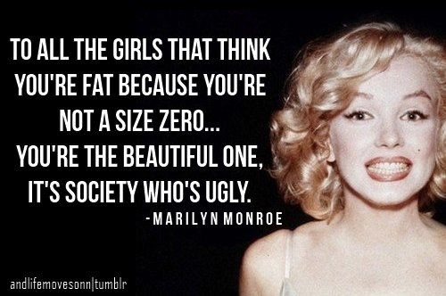 Marilyn Monroe Beneath The Makeup Quote: 7 Quotes About Beauty To Stick To Your Mirror