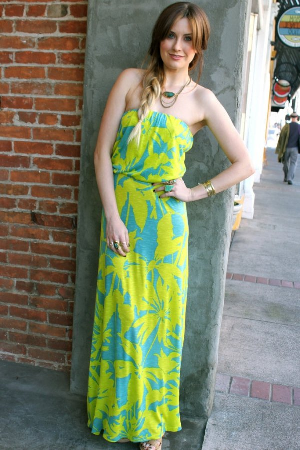 Take It to the Max with a Summer Maxi