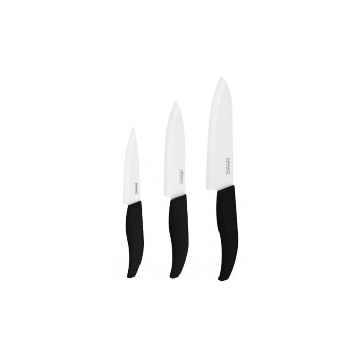 Miyako 3-piece Ceramic Knife Set