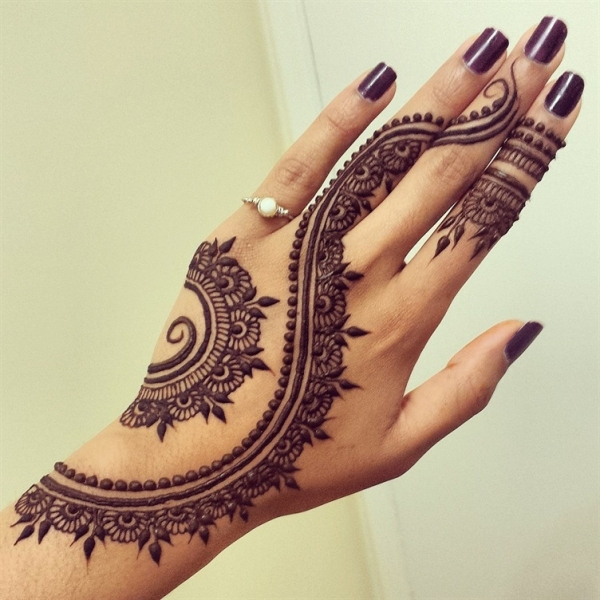 Henna Tattoo Haram: 35 Incredible Henna Tattoo Design Inspirations ... → 👸 Beauty