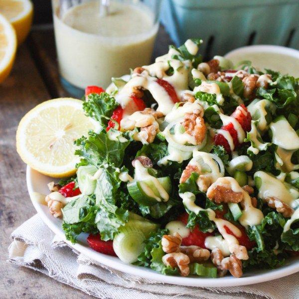 A Big Healthy Salad