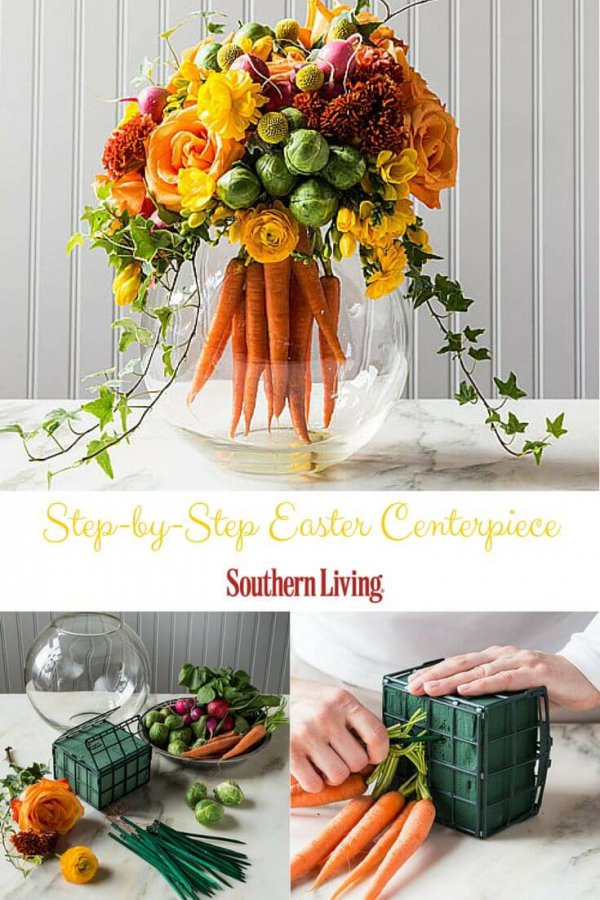 Southern Living, flower arranging, flower, floristry, flower bouquet,