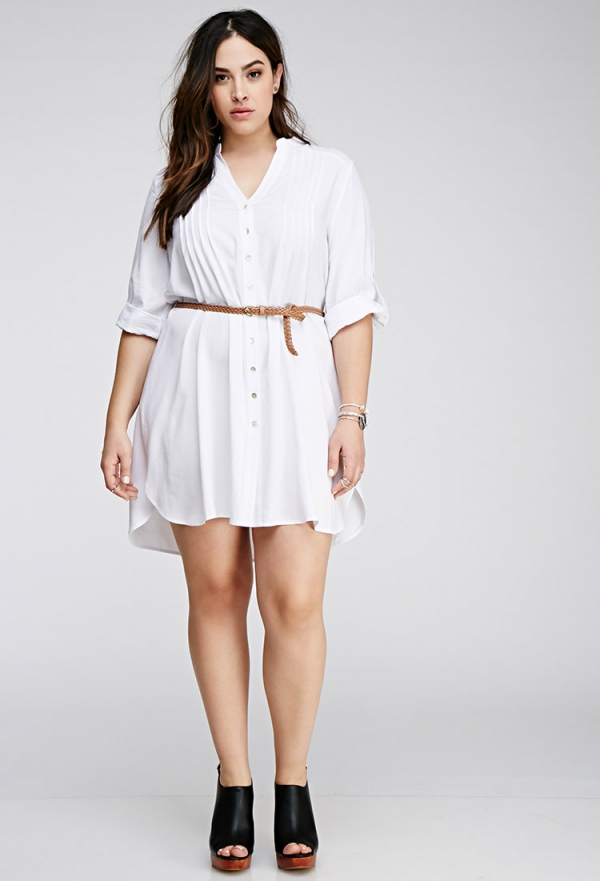 12 pintucked shirt dress these white dresses are for Perfect white dress shirt