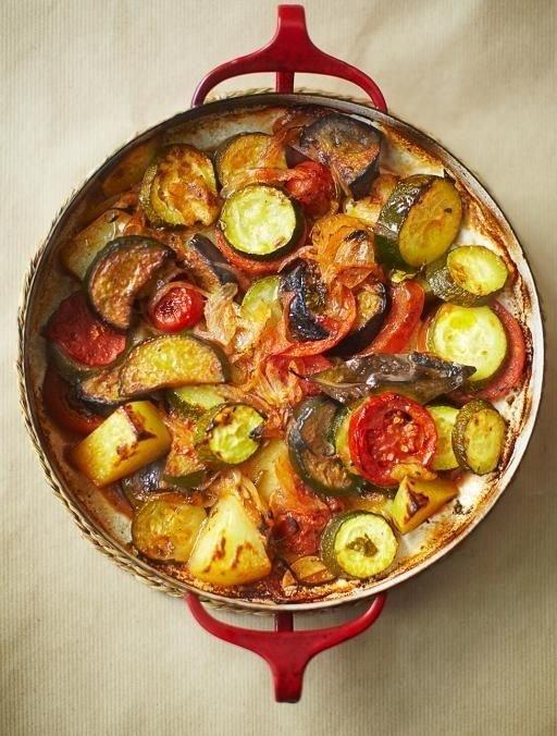 Briam – Vegetable Bake
