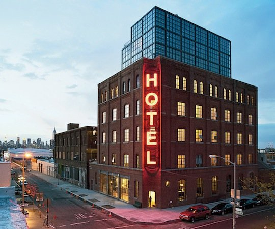 Hipster chicks will love these hotels that are too cool for Hipster hotel