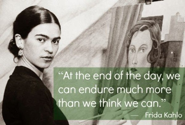 Frida Kahlo Quotes For Girls Who Want