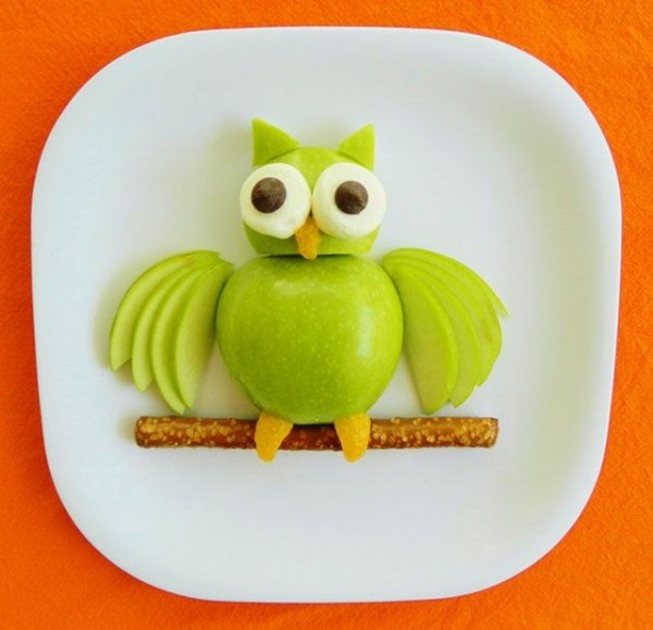 31 creative ideas for fun food for kids food for Cool food ideas for kids