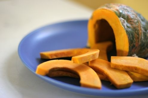 Spiced Sweet Squash
