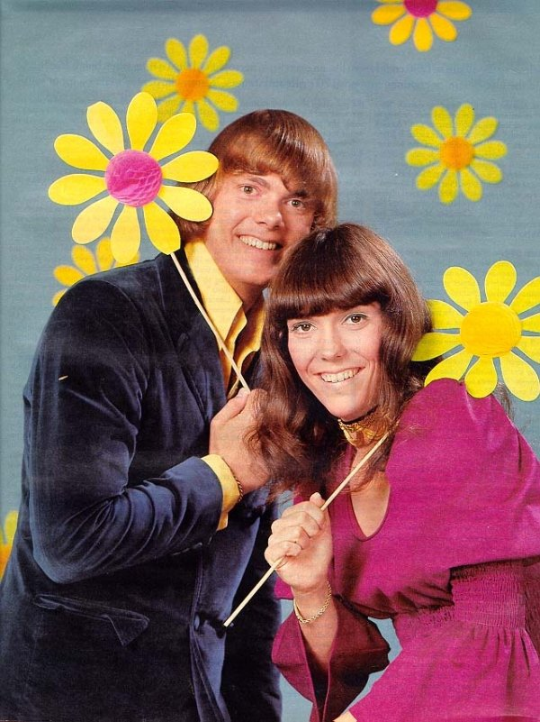 The carpenters all in the family successful bands with siblings