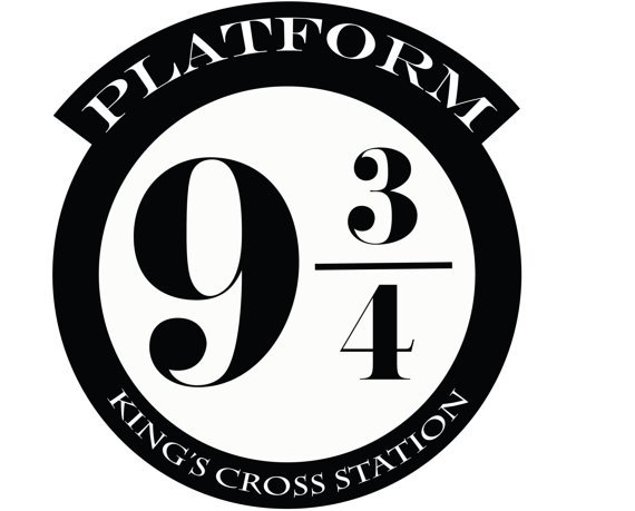 Platform 9 3 4 Wall Decal 7 Awesome Gifts For Someone