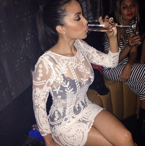 clothing, cocktail dress, nightclub, music venue, thigh,