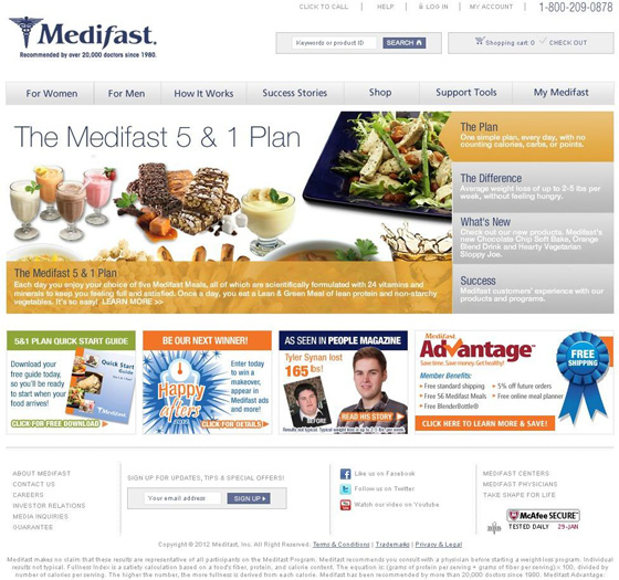 Medifast Medifast is the leading easy-to-use, clinically proven provider of weight-loss and healthy living products and programs. maitibursi.tk