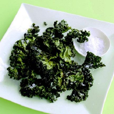Kale Chips Recipe...