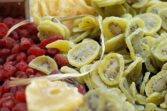 dried fruit healthy or not fruit with most protein