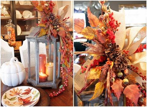 12 Gorgeous DIY Fall Centerpieces