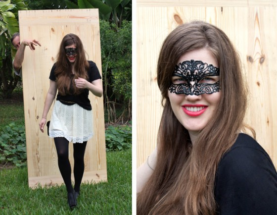 10 DIY Halloween Masks to Make ... DIY