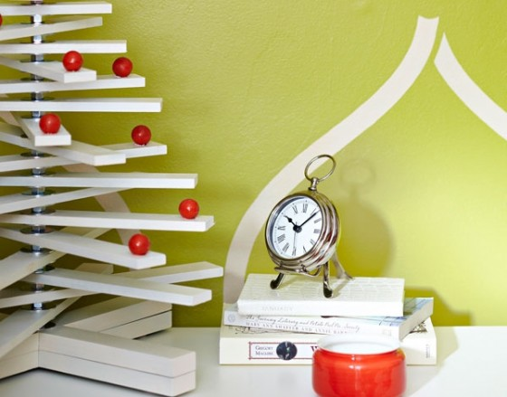 Nuts and Bolts - 10 Adorable DIY Wooden Christmas Tree Ideas ...…