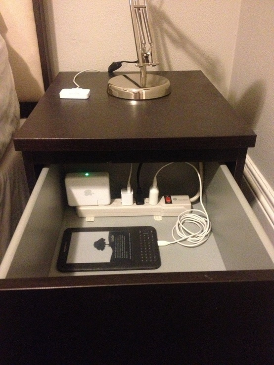 Nightstand Charging 7 Smart Tips On How To Hide