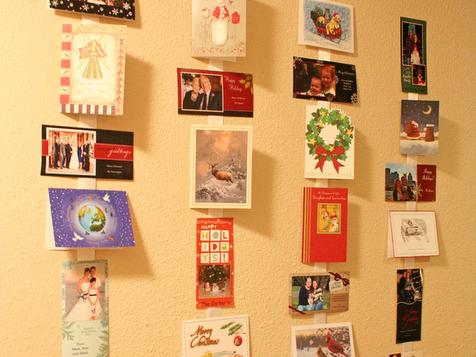 Ribbon II 9 Darling DIY Holiday Greeting Card Holders