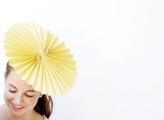 Accordion 10 Cute And Creative Diy Party Hats Diy