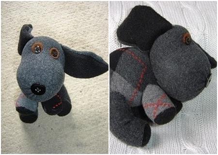 Making Fleece Dog Toys