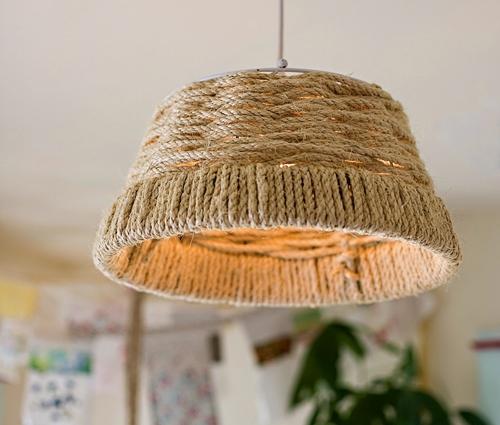 Sisal Pendant Lamp