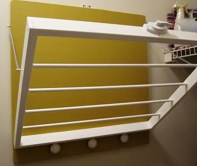 Drying Rack 9 Fantastic Laundry Room DIY Ideas DIY