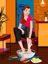 Bath Salts for Your Feet